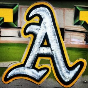 A's Mural