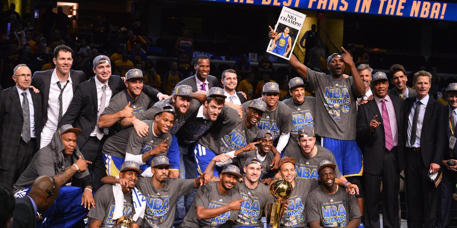 NBA Champion Golden State Warriors Announce Schedule for Upcoming ...