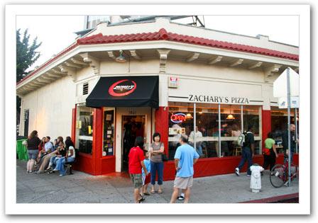 Zackary's Oakland