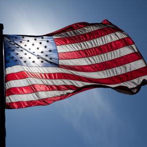 us-flag-backlit
